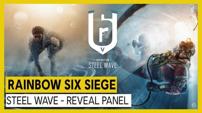 Rainbow Six Siege Operation Steel Wave