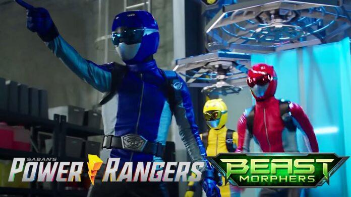 power rangers morphers