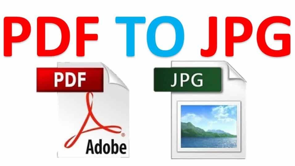 Convert PDF File To JPG