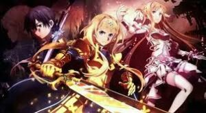 Sword Art War of Underworld 3