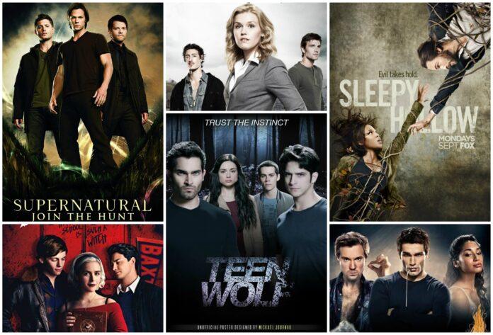 supernatural shows