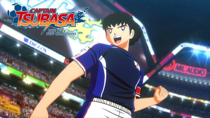Captain Tsubasa Rise Of New Champions 1