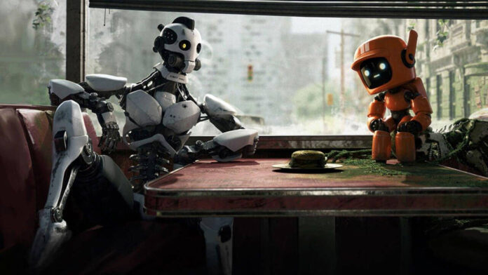 love death and robots 1