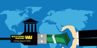 Connect to your family by Western Union Payment Method copy