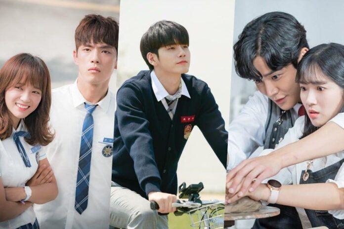 high school dramas