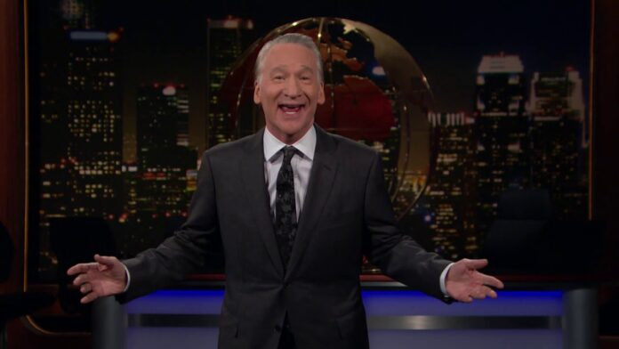 real time with Bill Maher 1