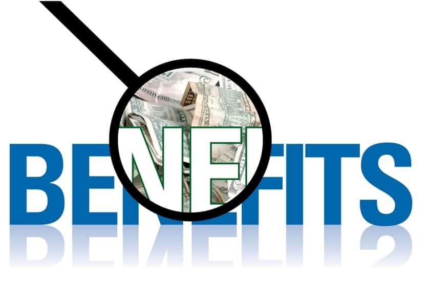 Extra benefit