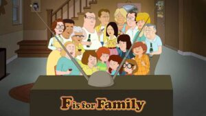 F is for family 2