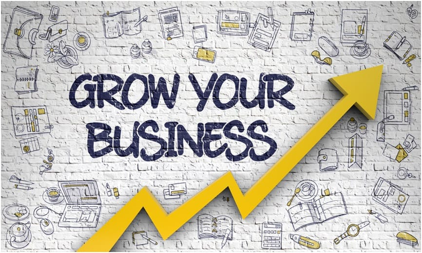 growth of your business