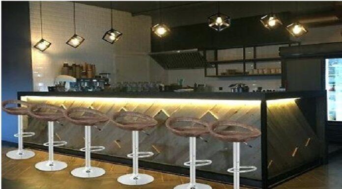 wicker bar stools