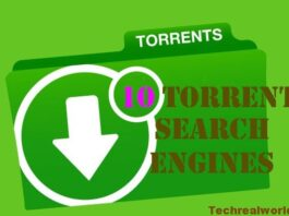 torrent serach engines