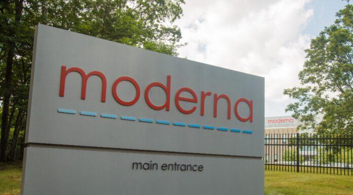 Moderna Stock