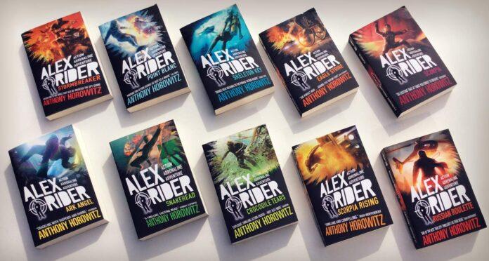 alex rider 1
