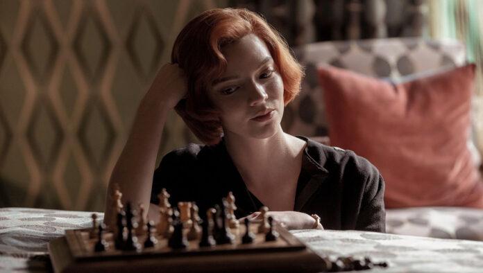 queen's gambit 1