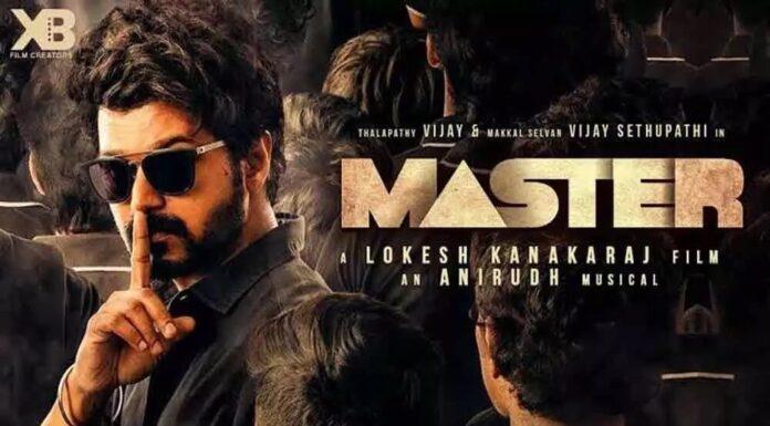 Master full movie leaked Online to download by Piracy Sites Telegram, Filmywap, PagalWorld, Filmyzilla, Movierulz, Tamilgun, Moviesda, Bolly4U, RDXHD, Kuttymovies, Filmyfun, JioRockers, watches online Online Download Tamilrockers.