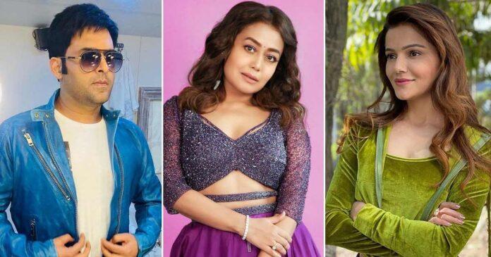 Kapil Sharma Again Dethrones Rubina Dilaik, Neha Kakkar & Others To Become 'Most Popular TV Personality'