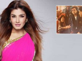 """Raveena Tandon Reminisces The Time When Actors Travelled In A Same Bus Like One Happy Family """"Now Everyone Has Their Own Vanity Vans"""""""
