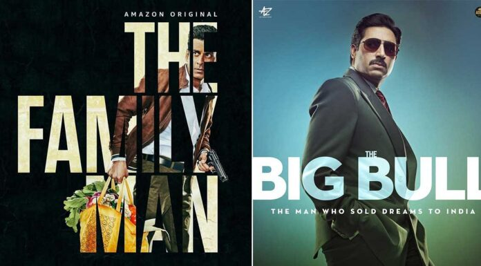The Big Bull Beats The Family Man 2 In OTT Buzz, Check Out The Complete List