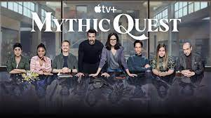 mythic quest 1