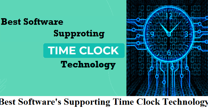 Best Software's Supporting Time Clock Technology