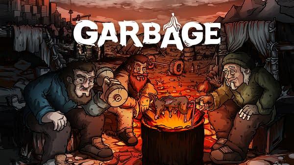 Garbage-Fighting-Game