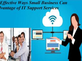 6 Effective Ways Small Businesses Can Take Advantage of IT Support Services