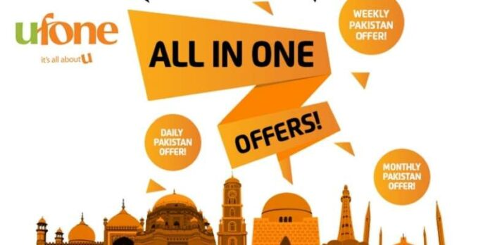 ufone all in one