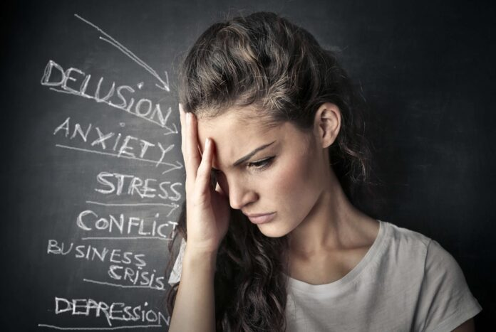 Major Types of anxiety 1