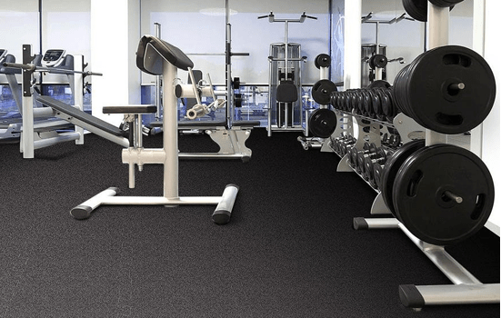 Benefits You Can Get From Using Rubber Flooring