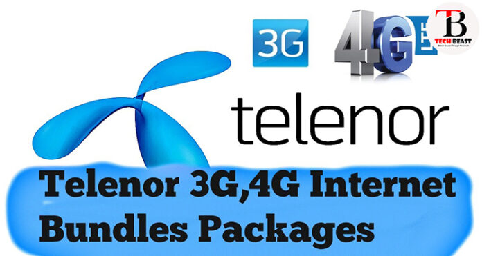 Telenor-4G-Internet-Pa