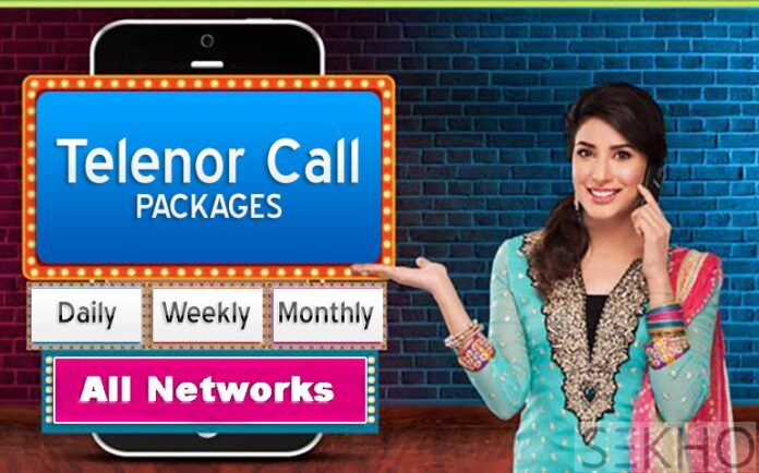 Telenor-Call-Packages-Al
