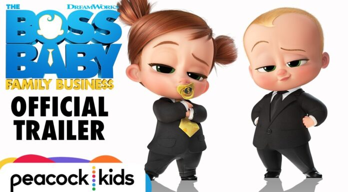 boss baby family business
