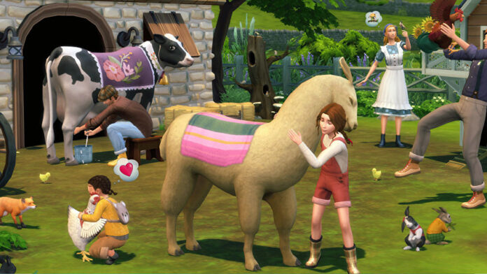 sims 4 new