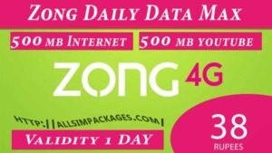 zong daily 2