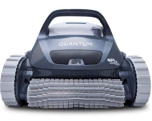 dolphin quantum robotic pool cleaner