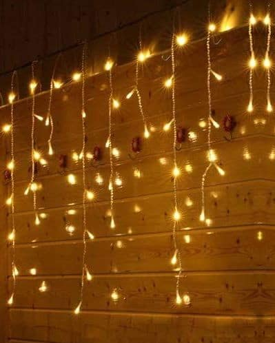 BEST ICICLE LIGHTS