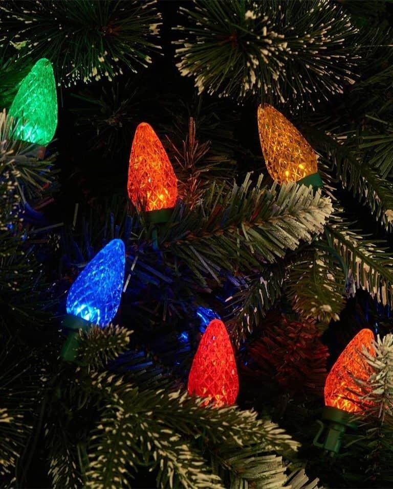 BEST VINTAGE CHRISTMAS LIGHTS